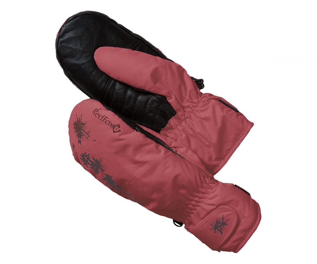 Рукавицы утепленные Paradise II ЖенскиеВарежки<br><br> Прогулочные утепленные рукавицы с ярким дизайном<br><br><br> Основные характеристики<br><br><br>манжет с регулировкой объема на липучке<br>усиления в области ладони<br>карабин для крепления рукавиц к одежде или ме...<br><br>Цвет: Бордовый<br>Размер: S