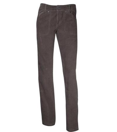 Брюки Kastra KordБрюки, штаны<br>Повседневные женские брюки с эластичными вставками по бокам для идеальной посадки по фигуре.<br><br> <br><br><br>Состав: 98% хлопок, 2% лайкр...<br><br>Цвет: Коричневый<br>Размер: 6