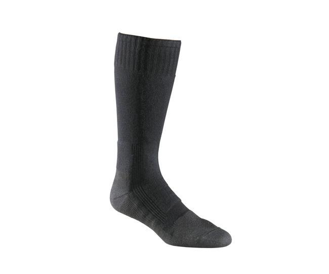 Носки армейские 6074 WICK DRY MAXIMUMНоски<br>Благодаря использованию специальных волокон, носки легко стираются и быстро сохнут. Идеальная посадка предотвращает появление складок. Мягкие уплотнения создают особый комфорт.<br><br>Уникальная система посадки URfit™<br>Уплотнение в о...<br><br>Цвет: Черный<br>Размер: L