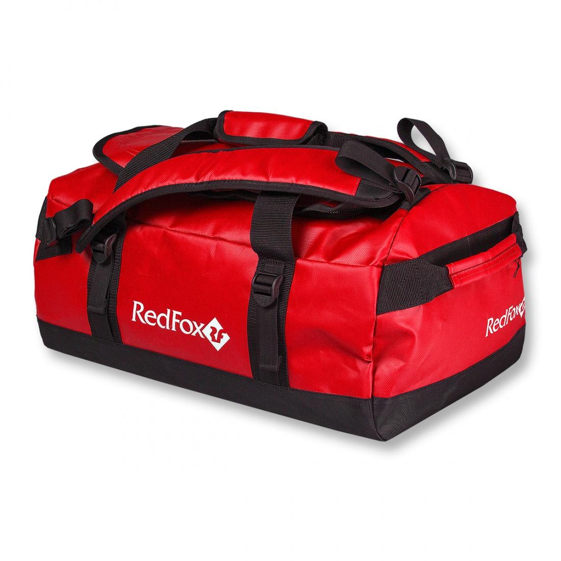 Фото Red Fox Баул Expedition Duffel Bag 120 (, 1300/красный, , , SS17)