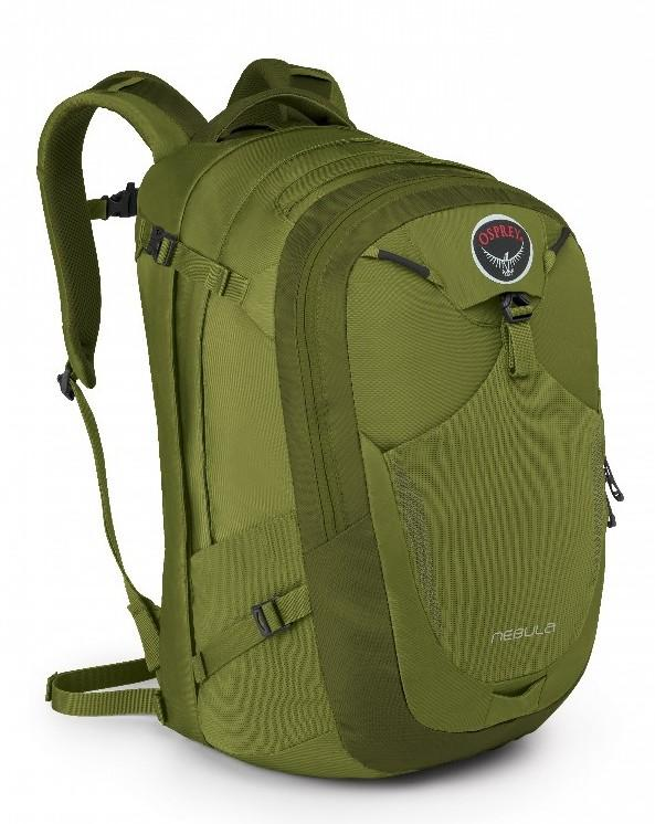 Рюкзак Nebula 34Рюкзаки<br><br><br>Цвет: Зеленый<br>Размер: 34 л