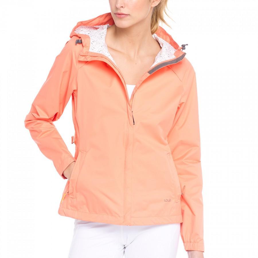 Куртка LUW0282 CUMULUS JACKETКуртки<br><br><br>Цвет: Оранжевый<br>Размер: XS