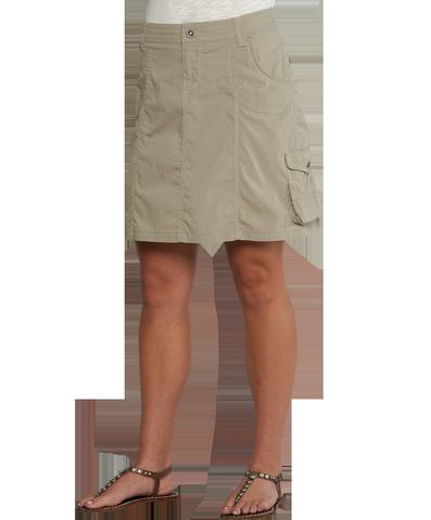 Юбка Ws Kontra SkirtЮбки<br>Легкая юбка из эластичной ткани.<br><br> <br><br><br><br>Материал – 72% хлопок, 26% нейлон, 2% спандекс.<br> <br><br><br><br> <br><br> <br><br>Цвет: Бежевый<br>Размер: 8
