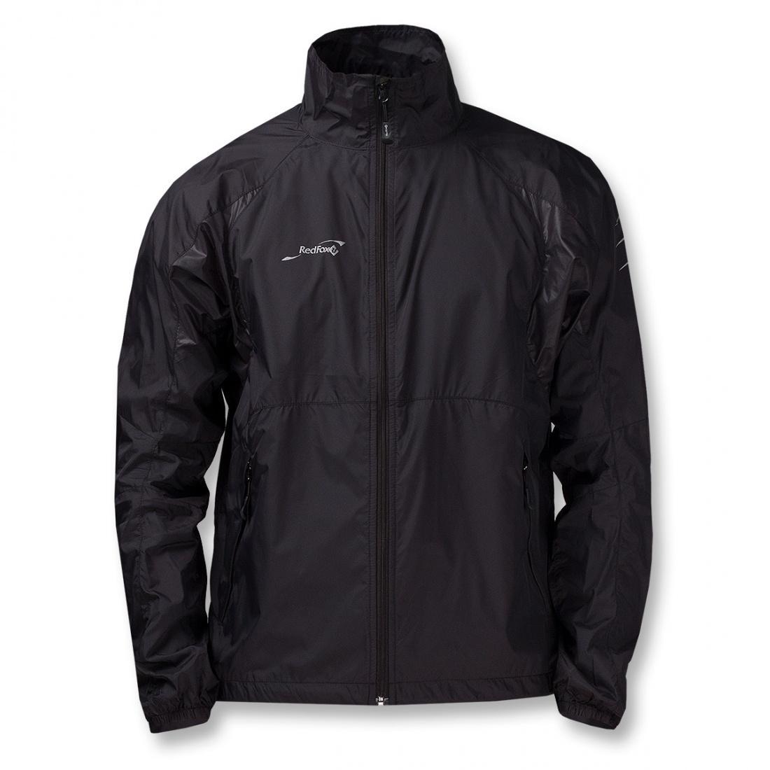Куртка ветрозащитная Trek Light IIКуртки<br><br> Очень легкая куртка для мультиспортсменов. Отлично сочетает в себе функции защиты от ветра и максимальной свободы движений. Куртку можно компактно упаковать в карман, расположенный на спине.<br><br><br> Особенности:<br><br><br>Два бо...<br><br>Цвет: Черный<br>Размер: 44