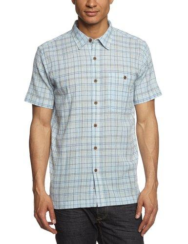 Рубашка 52921 MS S/S A/C SHIRTРубашки<br><br><br>Цвет: Голубой<br>Размер: XL