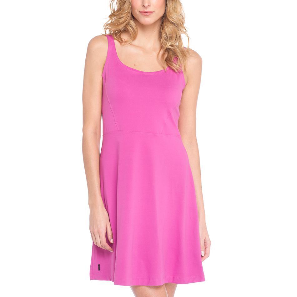 Lole Платье LSW1290 SAFFRON DRESS (XS, Dahlia, ,) lole капри lsw1207 lotus capri xs evening blue