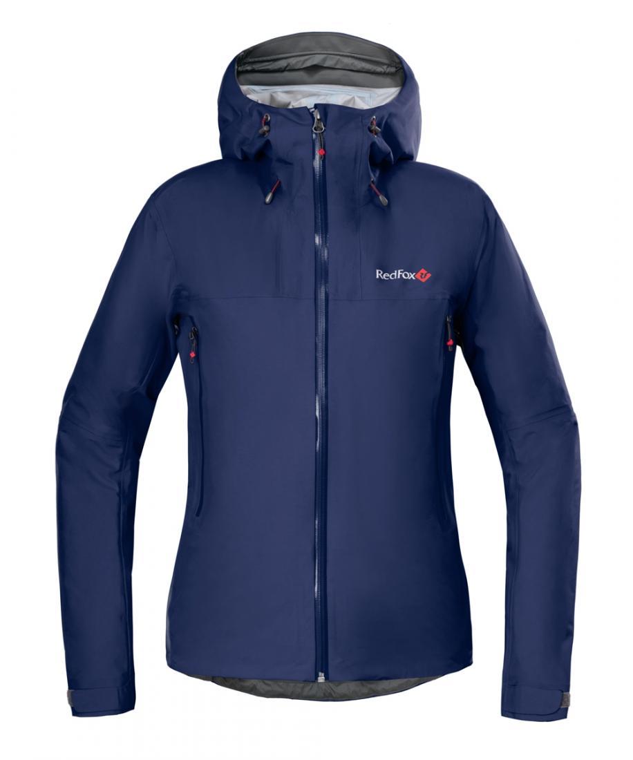 Куртка ветрозащитная Vinson ЖенскаяКуртки<br><br> Классическая трехслойная штормовая куртка, выполнена из очень прочного материала с высокой сопротивляемостью к абразивному износу.<br><br><br>основное назначение: альпинизм <br>регулируемый в трех плоскостях капюшон с ламинированным ...<br><br>Цвет: Темно-синий<br>Размер: XS
