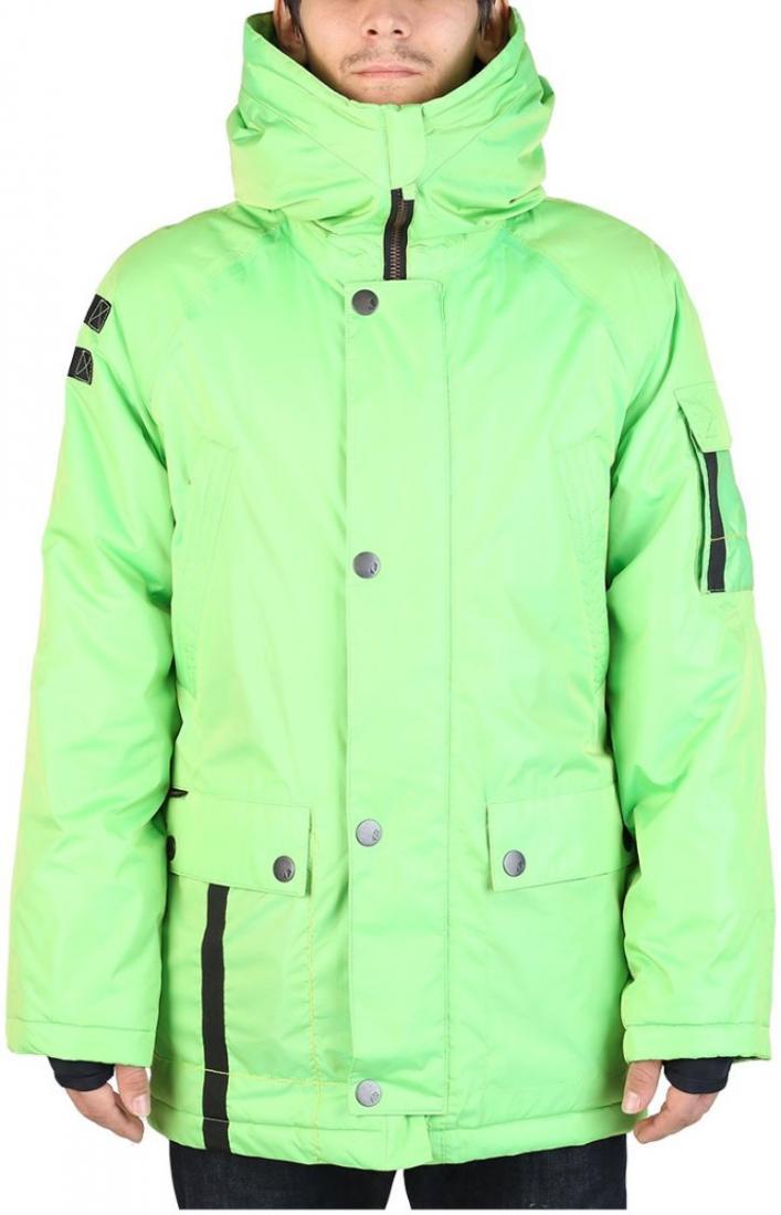 Куртка утепленная Tundra MКуртки<br><br> Мужская удлиненная куртка Tundra M навеяна некогда популярной моделью курток «аляска». Создавая дизайн, мы переняли лучшее у этой модели: объемный, сохраняющий тепло капюшон и удлиненный силуэт. Добавив ключевые особенности сноубордической экипиров...<br><br>Цвет: Светло-зеленый<br>Размер: 50