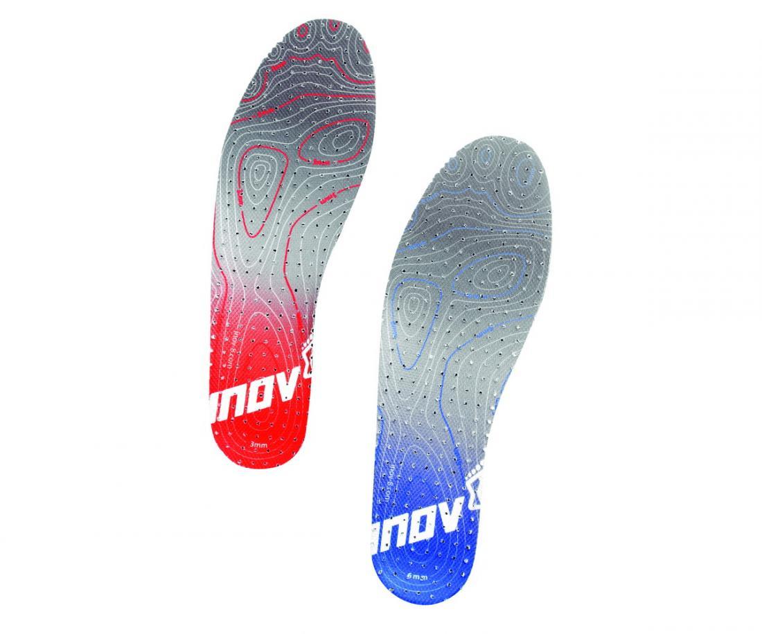 Стельки Precision/Endurance - 3mm footbedСтельки<br><br>Все кроссовки inov-8™ комплектуются съемными стельками 3 мм или 6 мм. Дополнительные стельки можно приобрести отдельно. Благодаря перфорац...<br><br>Цвет: Красный<br>Размер: 9