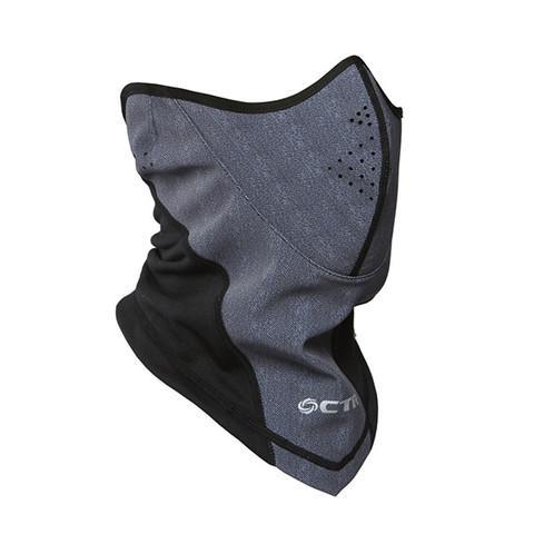 Маска GLACIER PROTECTORМаски<br>Надежная маска для защиты лица от ветра и осадков. Выполнена из функциональный материал Soft Shell, который надежен снаружи и создает оптимальный уровень температуры тела внутри - не беспокойтесь об обморожении лица! <br><br>в конструкции маски...<br><br>Цвет: Серый<br>Размер: S/M