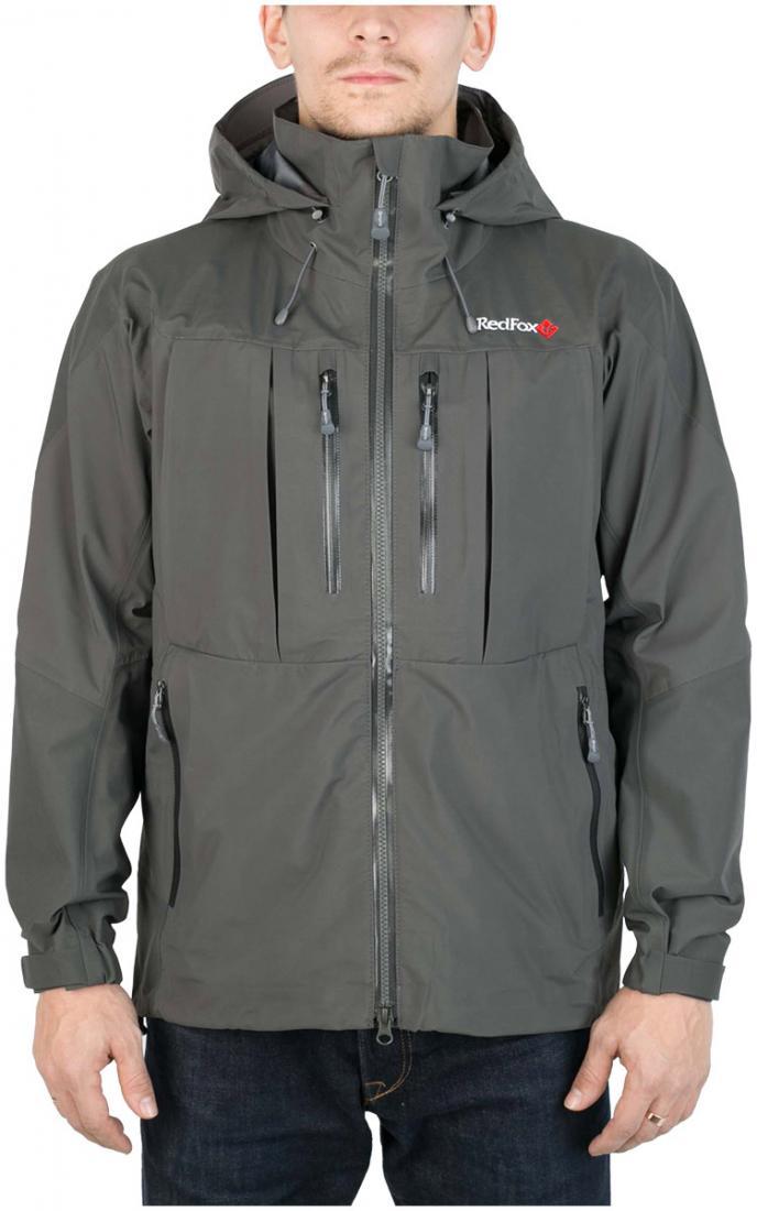 Куртка ветрозащитная Gravity Parka GTXКуртки<br><br> Надежная штормовая куртка для максимальной защиты во время альпинистских восхождений и работ в условиях высокогорья, выполненная из о...<br><br>Цвет: Темно-серый<br>Размер: 50