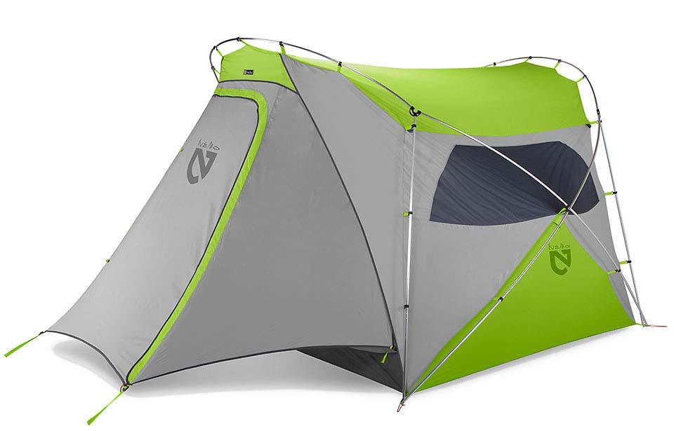 Палатка Wagontop 4PТуристические, треккинговые<br><br><br>Цвет: Серый<br>Размер: None