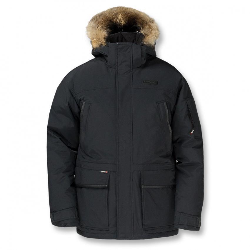 Red Fox Куртка пуховая Hunter II Мужская (52, 1000/черный, ,) куртка зимняя quiksilver arris black