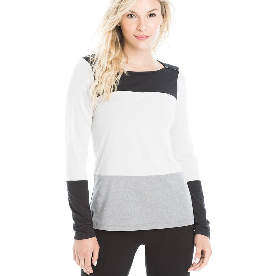 Lole Топ LSW1522 MEG TOP (L, TURNIP HEATHER, ,) lole капри lsw1341 prasada capris l mandarino cookie piece