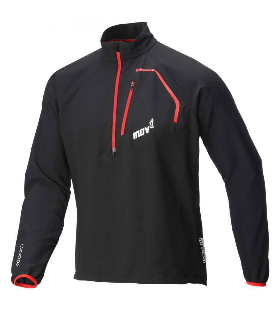 Inov-8 Куртка Race Elite 275 Softshell (S, Black/Red, ,) inov 8 футболка at c tri blend ss strip w 6 black pink