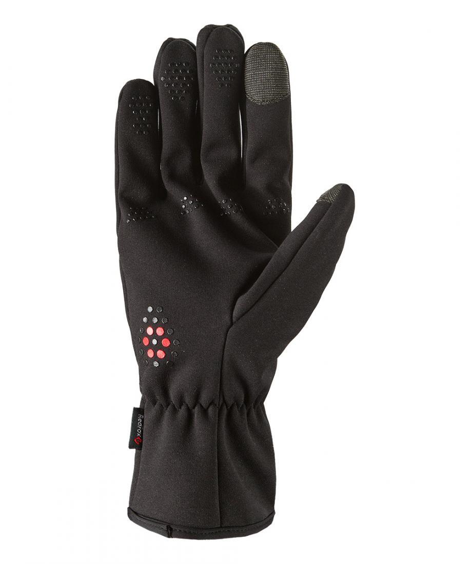 Перчатки Stretch WaterproofПерчатки<br><br> Спортивные перчатки из 3-х слойного влагозащитногоматериала.<br><br> Основные характеристики:<br><br>анатомическая форма, качественное облегание ладони<br>антискользящее покрытие на пальцах<br>накладки из специально...<br><br>Цвет: Черный<br>Размер: M