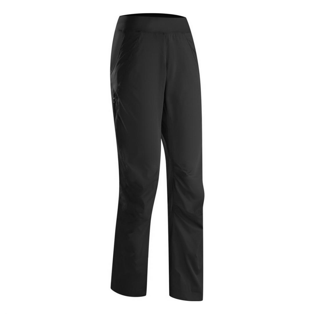 Брюки Solita жен.Брюки, штаны<br><br> Женские брюки Solita известного бренда Arcteryx – идеальная находка для бега и интенсивных тренировок на открытом воздухе. Оснащенные эласти...<br><br>Цвет: Темно-серый<br>Размер: L