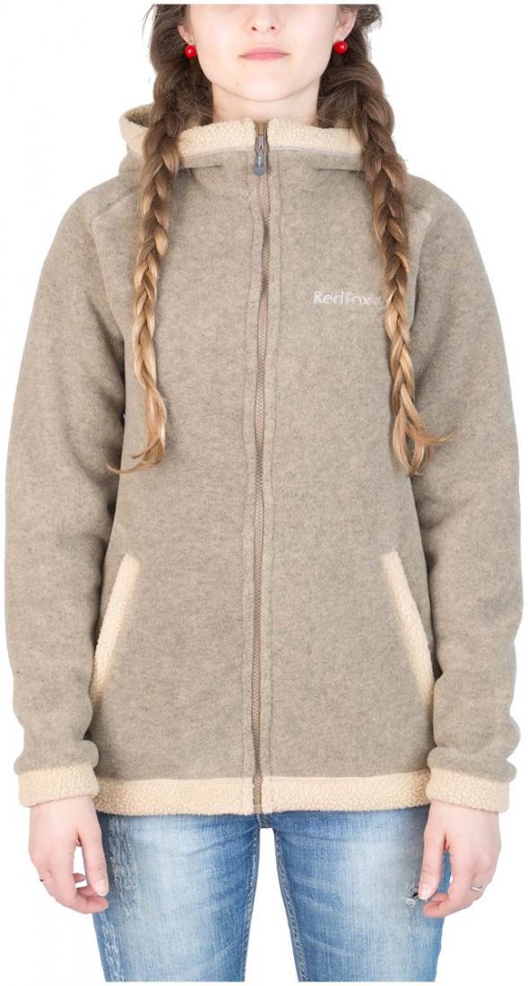 Куртка Cliff III ЖенскаяКуртки<br>Модель курток Cliff  признана одной из самых популярных в коллекции Red Fox среди изделий из материалов Polartec®: универсальна в применении, облад...<br><br>Цвет: Бежевый<br>Размер: 42