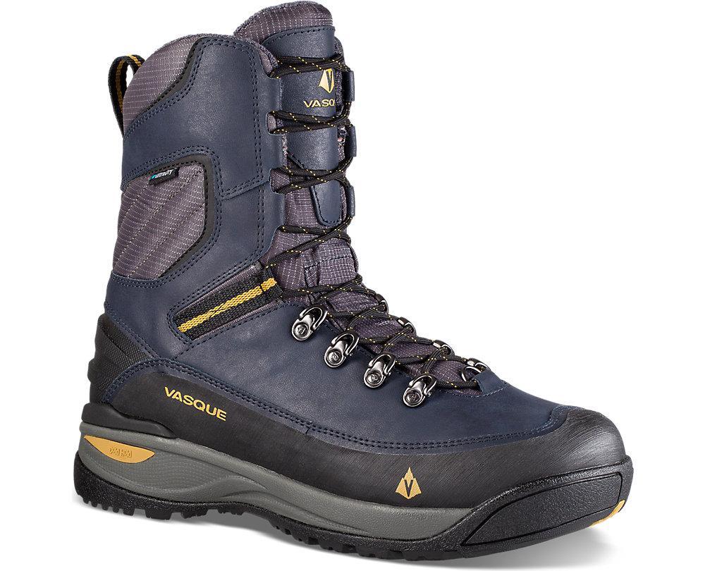 Ботинки Snowburban UD 7800 муж.Треккинговые<br>Ботинки, разработанные для использования в условиях холодных температур, но обладающие техничной посадкой и чувствительностью альпинистских туристических ботинок. Утепление стало в два раза больше, добавлена флисовая подкладка на голенище и обновлена п...<br><br>Цвет: Фиолетовый<br>Размер: 7