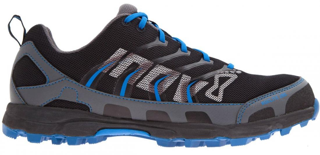 Inov-8 Кроссовки Roclite 280 муж. (7, Grey/Blue/Black, ,) inov 8 футболка at c tri blend ss strip w 6 black pink
