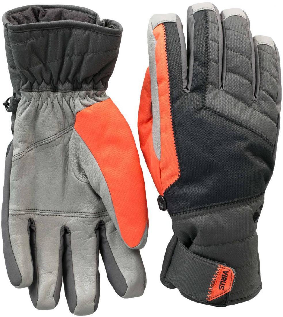 Перчатки AlarmПерчатки<br><br><br>Цвет: Оранжевый<br>Размер: XS