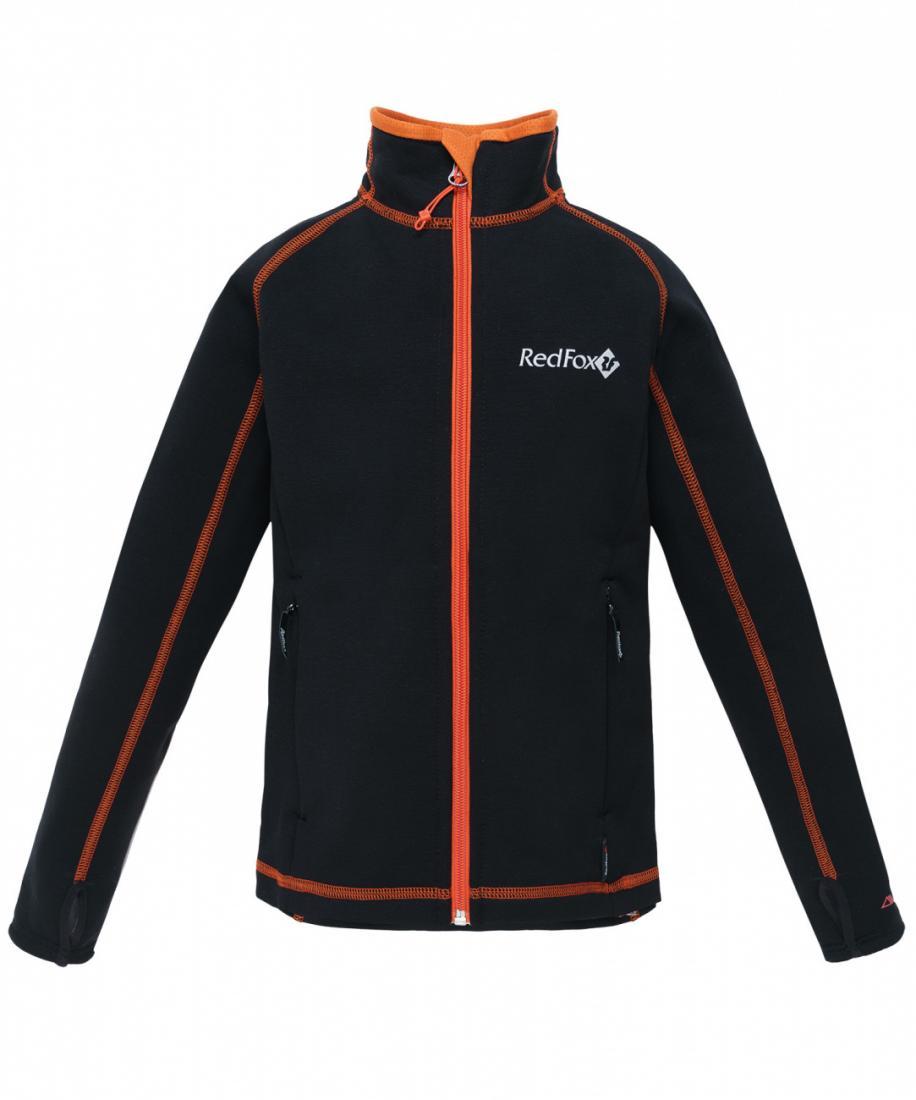 Куртка Olympic Girl ДетскаяКуртки<br>Теплая спортивная флисовая куртка для мальчиков. Имеет эргономичный крой. Прекрасно отводит влагу. Хорошо тянется. Применение технологии плоских швов гарантирует непревзойденный комфорт. Эластичная окантовка<br>на воротнике. Отверстия для большого пальца...<br><br>Цвет: Черный<br>Размер: 140