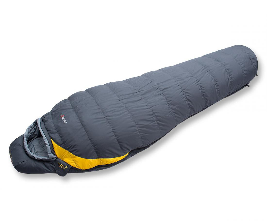 Спальный мешок пуховый Ranger-10 rightСпальные мешки<br>Особенности: <br><br>Разъемная двухзамковая молния<br>Возможность состегивания<br><br> Материал:100% Polyester 50D*50D <br> Подклад...<br><br>Цвет: Серый<br>Размер: Regular