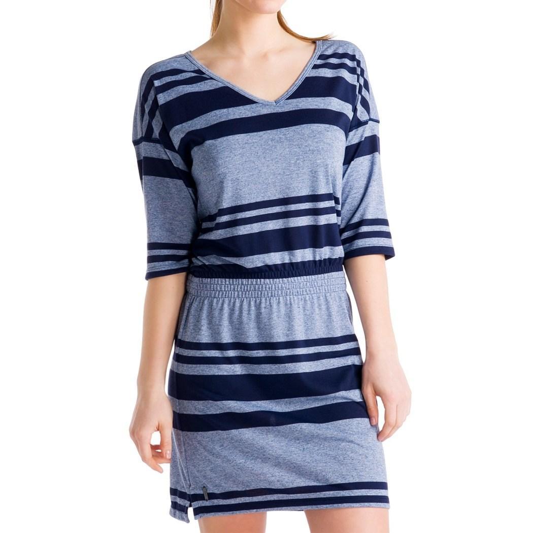 Платье LSW0968 EMERALD DRESSПлатья<br><br><br>Цвет: Синий<br>Размер: S