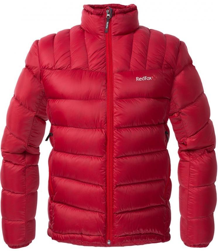 Red Fox Куртка пуховая Everest (54, 9900/черно-синий, , ,) недорого