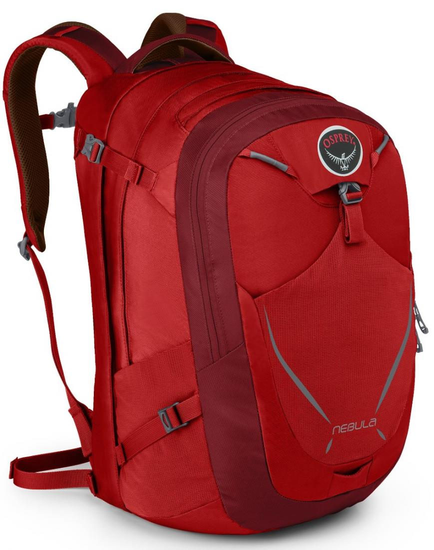 Osprey Рюкзак Nebula 34 (, Robust Red, , ,)