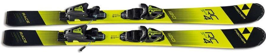 Купить Лыжи горн.RC4 Race Jr. SLR 2 (80, , 2017), Fischer