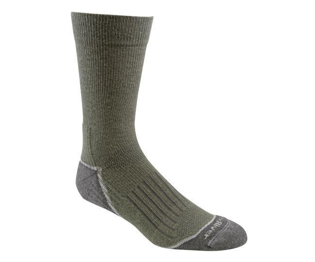 Носки турист.2456 TRAIL CREWНоски<br><br> Тонкие носки с идеальной посадкой. Благодаря уникальной системе переплетения волокон wick dry®, влага быстро испаряется с поверхности кожи, сохраняя ноги в комфорте.<br><br><br>Система URfit™<br>Специальные вентилируемые вставки эффе...<br><br>Цвет: Коричневый<br>Размер: L