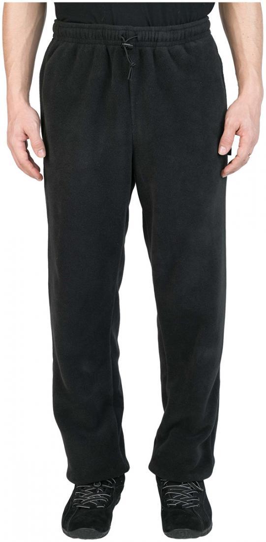 Брюки Camp МужскиеБрюки, штаны<br><br> Теплые спортивные брюки свободного кроя. Обладают высокими дышащими и теплоизолирующими свойствами. Могут быть использованы в качестве среднего утепляющего слоя в холодную погоду.<br><br><br>основное назначение: походы, загородный отдых &lt;/li...<br><br>Цвет: Черный<br>Размер: 44