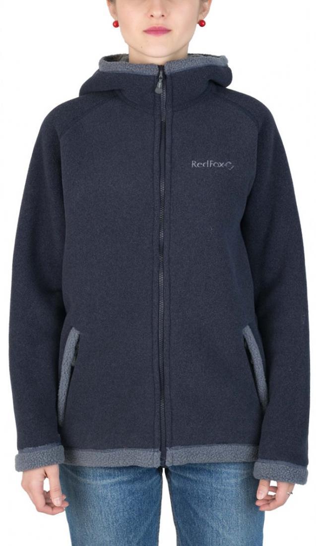 Куртка Cliff II ЖенскаяКуртки<br><br> Модель курток cliff признана одной из самых популярных в коллекции Red Fox среди изделий из материаловPolartec®: универсальна в применении, обладает стильным дизайном, очень теплая.<br><br><br> <br><br><br><br><br>Материал –Polarte...<br><br>Цвет: Синий<br>Размер: 44