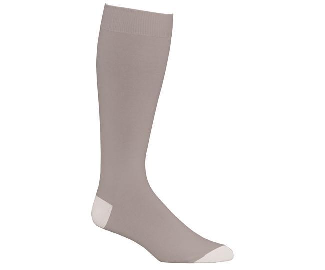 Носки тонкие 4102 X-STATIC LINER OTCНоски<br><br><br>Цвет: Серый<br>Размер: L