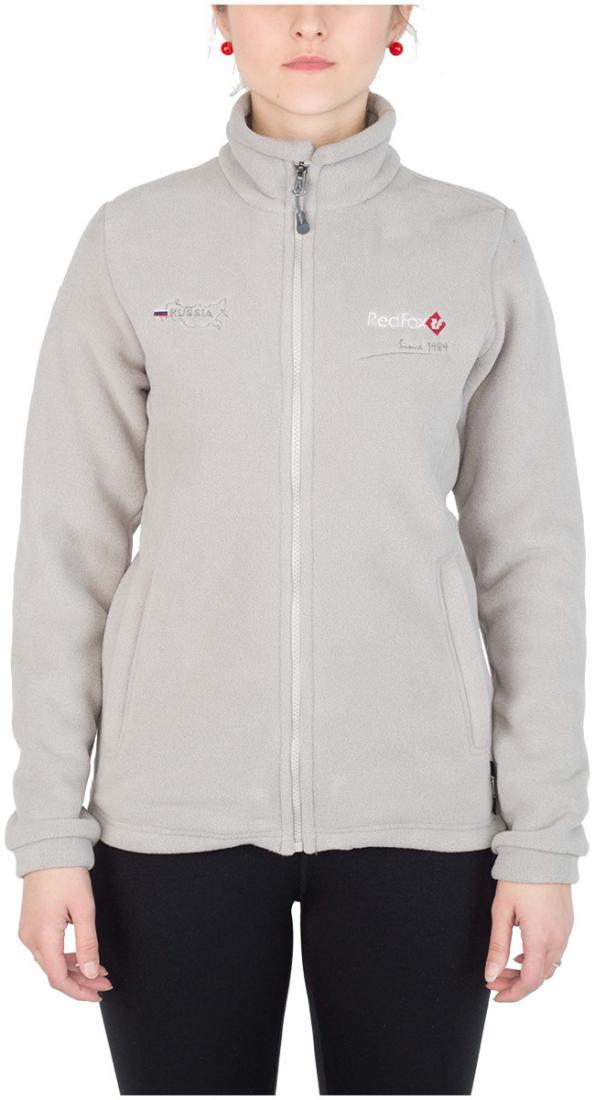 Куртка Peak III ЖенскаКуртки<br><br> Эргономична куртка из материала Polartec® 200. Обладает высокими теплоизолирущими и дышащими свойствами, идеальна в качестве среднего утеплщего сло.<br><br><br>основное назначение: походы, загородный отдых<br>воротник – стойка&lt;/...<br><br>Цвет: Серый<br>Размер: 48