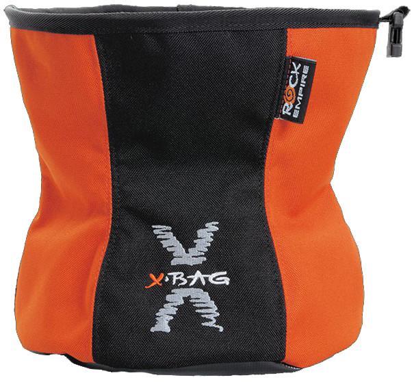 Купить Мешок для магнезии X-Bag (, BlackOrange, ,), RockEmpire
