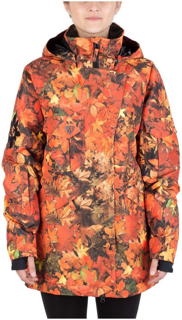 Куртка Virus  утепленная Batty жен.Куртки<br><br><br>Цвет: Коричневый<br>Размер: 42