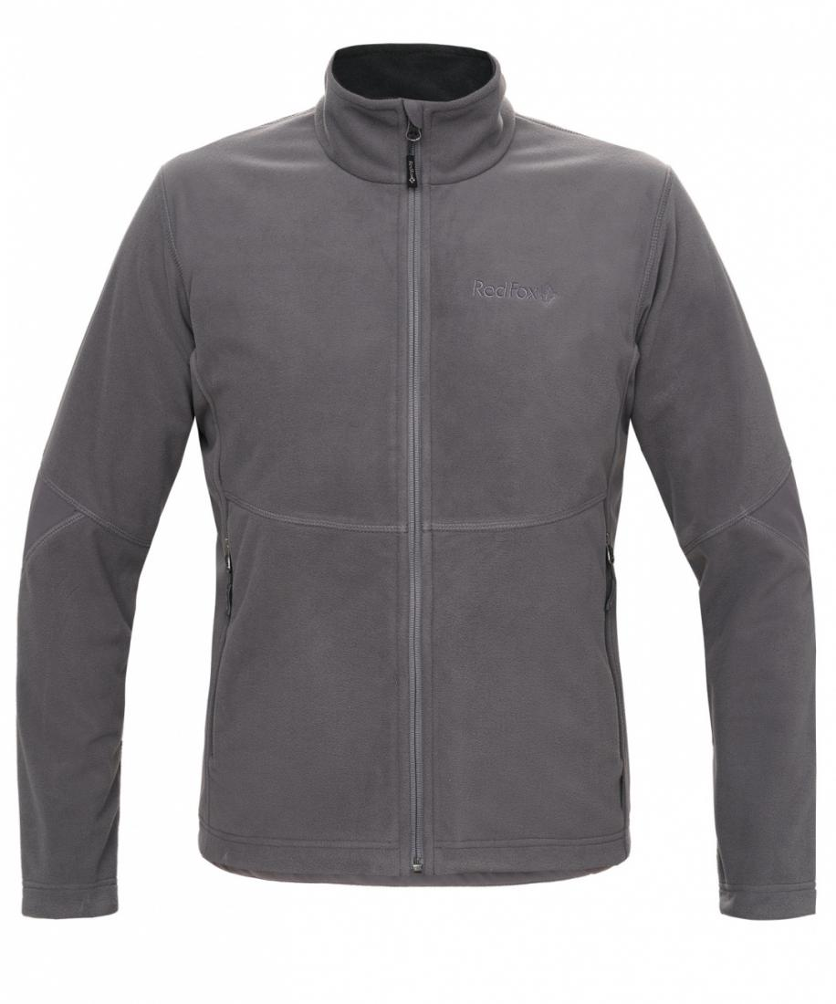 Куртка Defender III МужскаяКуртки<br><br> Стильная и надежна куртка для защиты от холода и ветра при занятиях спортом, активном отдыхе и любых видах путешествий. Обеспечивает свободу движений, тепло и комфорт, может использоваться в качестве наружного слоя в холодную и ветреную погоду.<br>&lt;/...<br><br>Цвет: Серый<br>Размер: 46