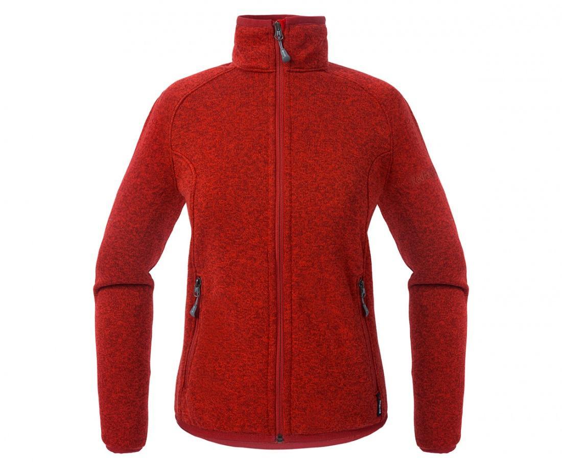 Куртка Tweed III ЖенскаяКуртки<br><br><br>Цвет: Бордовый<br>Размер: 42