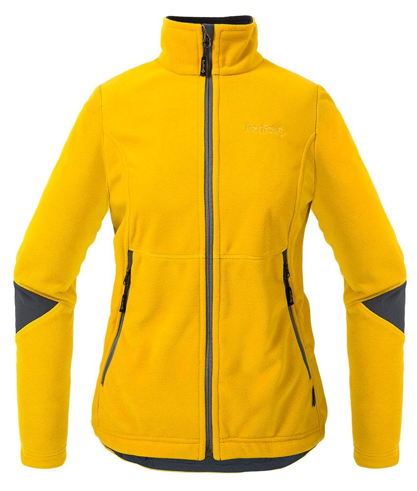Куртка Defender III ЖенскаяКуртки<br><br> Стильная и надежна куртка для защиты от холода иветра при занятиях спортом, активном отдыхе и любыхвидах путешествий. Обеспечивает с...<br><br>Цвет: Желтый<br>Размер: 50