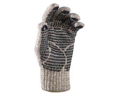 Перчатки 9590 GRIPPERПерчатки<br><br><br>Цвет: Серый<br>Размер: S