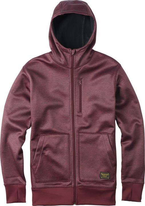 Куртка MB BONDED HDDКуртки<br><br><br>Цвет: Бордовый<br>Размер: L