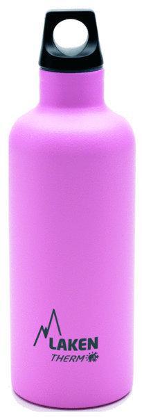 TE5P Термофляга FuturaТермосы<br><br>Сохраняет напитки теплыми до 12 часов<br>Сохраняет напитки охлажденными до 24 часов (рекомендуется добавлять кубики льда)<br>Изг...<br><br>Цвет: Розовый<br>Размер: 0.5