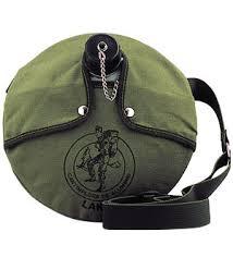 301 Фляга Redonda в чехле с ремнем screw cap от Laken