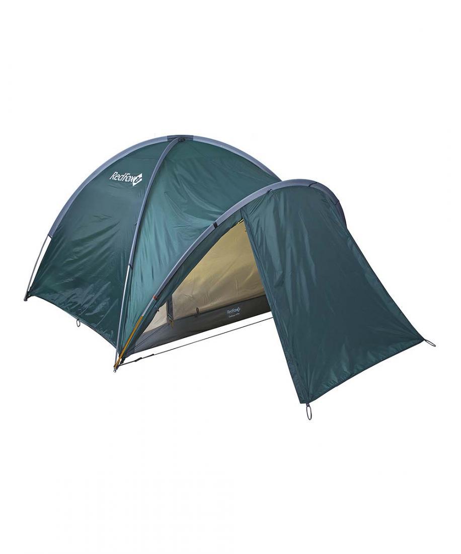 Палатка Challenger 4 PlusПалатки<br><br><br>Цвет: Зеленый<br>Размер: None