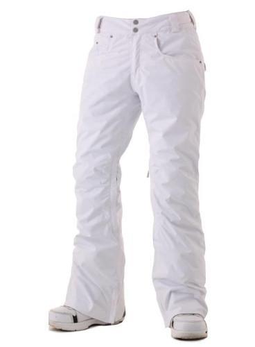 Брюки женские SWA2101 AKAKAБрюки, штаны<br>Стильные брюки для катания узкого силуэта. Эксклюзивный мембранный материал Surftex (8000 мм/8000 г/мм?)  не дает шансов не снегу, ни холоду. Утеплитель Thermosoft  сохраняет тепло и поддерживает максимальный уровень комфорта.<br><br>удобный ре...<br><br>Цвет: Белый<br>Размер: M