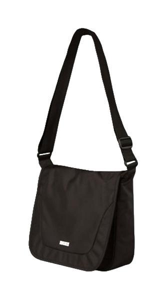 Сумка Mara ЖенскаяСумки<br>Cумка Mara – небольшая городская сумка из серии Woman Line.<br><br>материал – Ballistic.<br>объем –12 л.<br>вес: 375 г<br>органайзер, мягкий карман для iPhone.<br>мягкий карман для iPad.<br><br><br>Цвет: Черный<br>Размер: 12 л