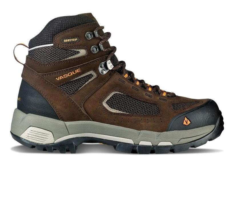 Vasque Ботинки Breeze 2.0 GTX 7482 муж. (13, Slate Brown/Russet Orange, , medium)