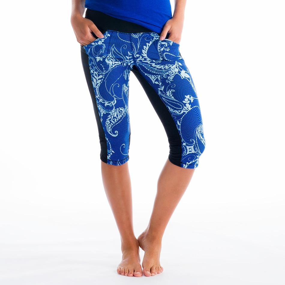 Lole Капри LSW0901 PADMA CAPRI (XS, TRUE BLUE ANATOLIA, ,) lole капри lsw1207 lotus capri xs evening blue
